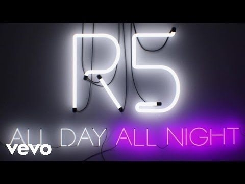 R5 - All Day, All Night: Hobbies