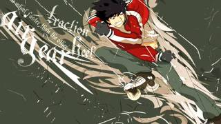 Chain(Album Mix) - Back ON  [ Air Gear OPENING 1 FULL ]
