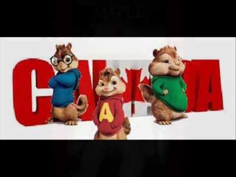 O Canada by the Chipmunks