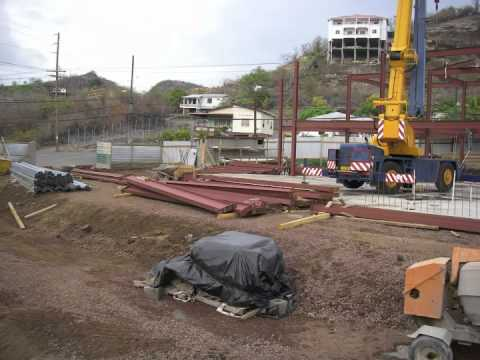 Steel Erection and Drilling Services