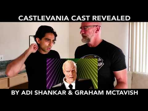Castlevania Cast Announced