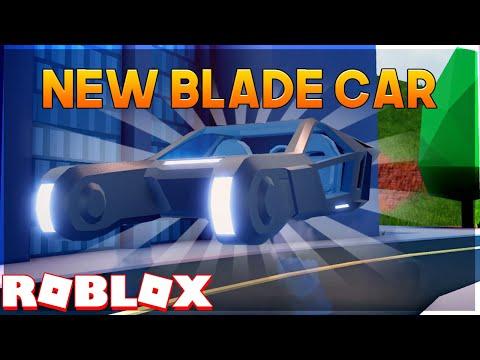 Roblox Jailbreak New Blade New 1m Blade Car In Roblox Jailbreak Roblox Jailbreak 1m Car Update Youtube