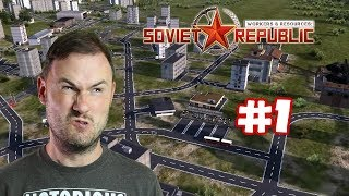 Sips Plays Workers & Resources: Soviet Republic (18/3/19) - #1 - Let's Go Comrades thumbnail