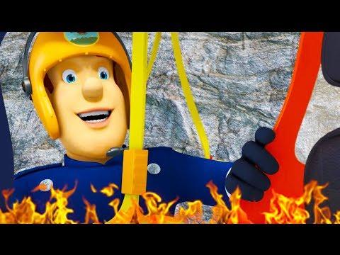 Fireman Sam New Episodes | Wild Cheese Chase - Fireman Sam Hero Time! 🔥 Cartoons for Children