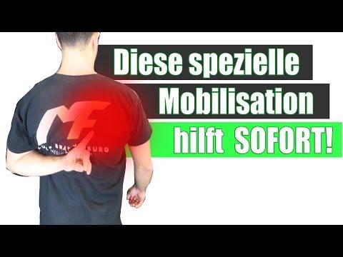 Schmerzen zwischen den Schulterblättern | Doovi