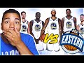 CAN THE TOP 5 PLAYERS FROM THE EAST TEAM BEAT THE 2019 WARRIORS?!?