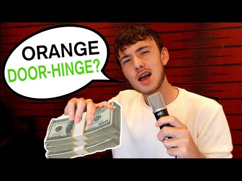 Losing $1000 Every Time I Don&39;t Rhyme Freestyle Challenge