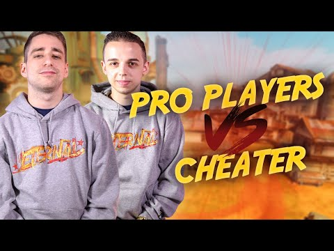 SoOn OW - OWL PLAYERS vs CHEATER