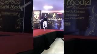 Juara 1 Jaipongan MAKALANGAN Garut..Amanda Fairuz