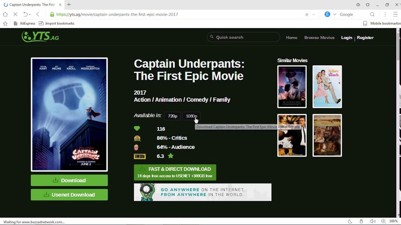 torrent download anime movie