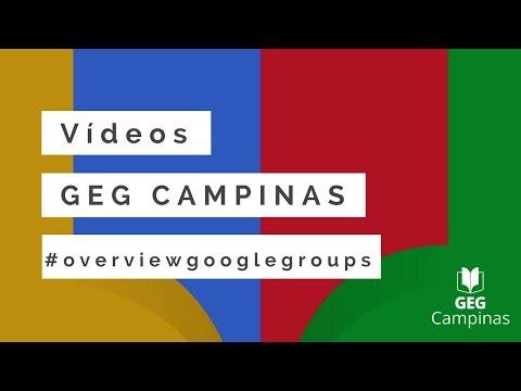 GEG Campinas | Google Groups