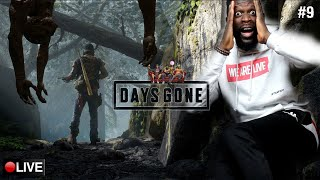 Days Gone Walkthrough Gameplay Part 9