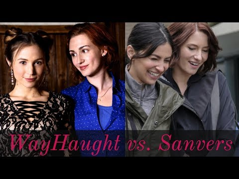 WayHaught vs. Sanvers