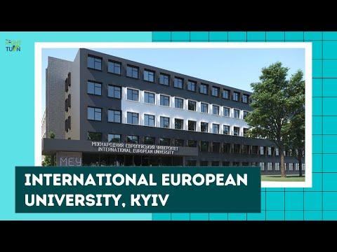 International European University, Kyiv (Ukraine) | The Right Turn