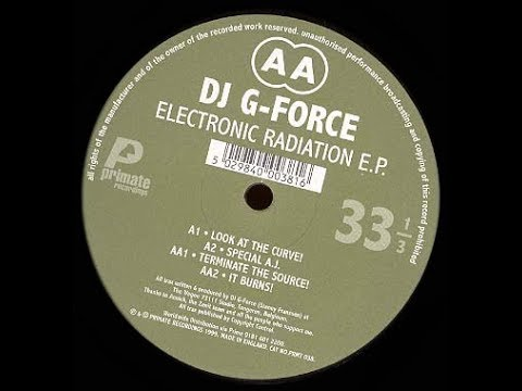 DJ G-Force - Look At The Curve!