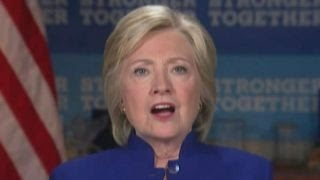 Even Hillary wonders why she isn't '50 points ahead'