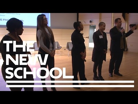 Parsons AAS Open House: Fashion Design and Fashion Marketing I The New School