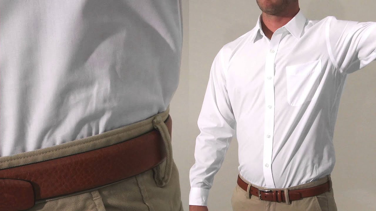 The Perfect Work Shirt For Men Youtube
