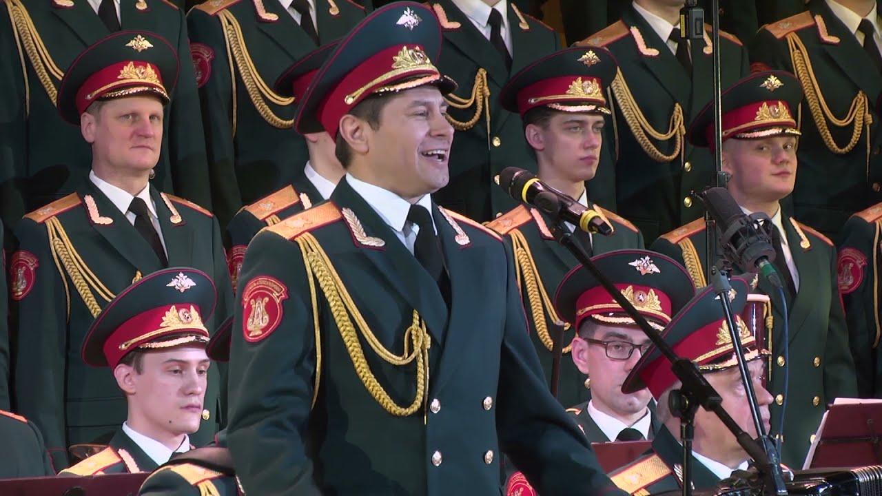 «На солнечной поляночке», солист – Дмитрий Беседин