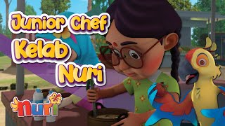 Nuri : Junior Chef kelab Nuri