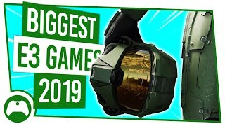 8 BIGGEST Xbox Games To Get Hyped For At E3 2019!
