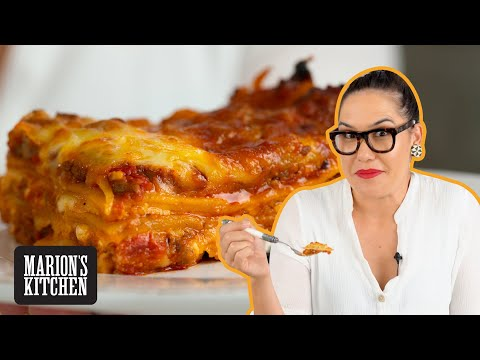 You'll either LOVE or HATE the secret ingredients in my BEST Beef Lasagna   #WithMe