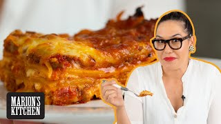 You'll either LOVE or HATE the secret ingredients in my BEST Beef Lasagna | #WithMe