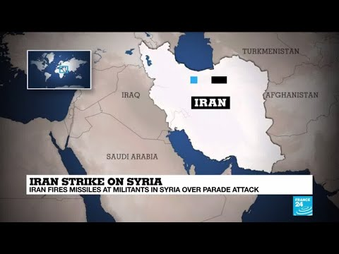 """Iran strike on Syria: A move by Iran """"to send a message to rivals in Syria""""?"""