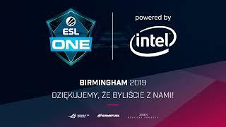 ESL One Birmingham 2019 | Drabinka przegranych | Dzień 4