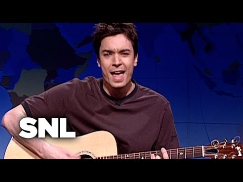 Weekend Update: Jimmy Fallon on the New Star Wars Movie - SNL