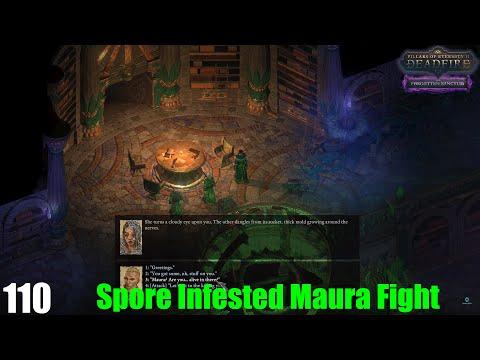 Maura Fight - Pillars of Eternity II : Deadfire (Veteran Walkthrough) Part 110 |