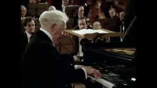 Arthur Rubinstein - Saint-Saëns - Piano Concerto No 2 in G minor, Op 22