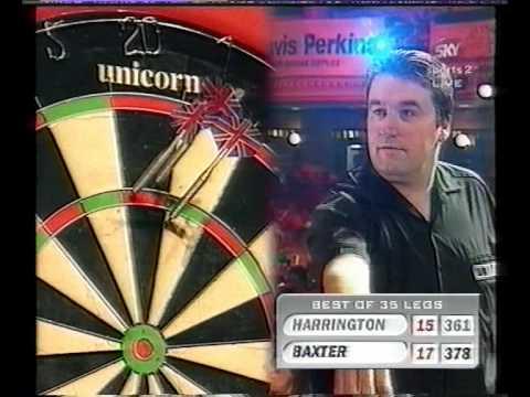 Rod Harrington vs Ronnie Baxter - 1998 World Matchplay - Finals - Part 14/18