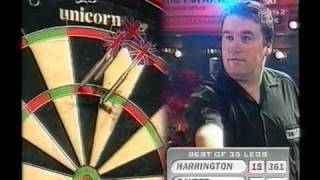 Rod Harrington vs Ronnie Baxter - 1998 World Matchplay - Finals - Part 14/18