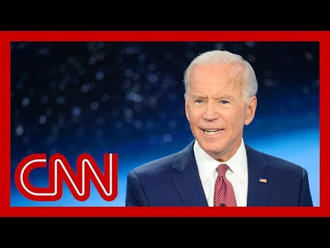 Video: Biden, Warren and Other Candidates Discuss Climate Change at CNN Town Hall