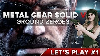 Скачать Let S Play Metal Gear Solid 5 Ground Zeroes 1