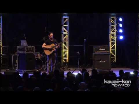 Kawaii Kon 2013 Live  Todd Haberkorn in concert