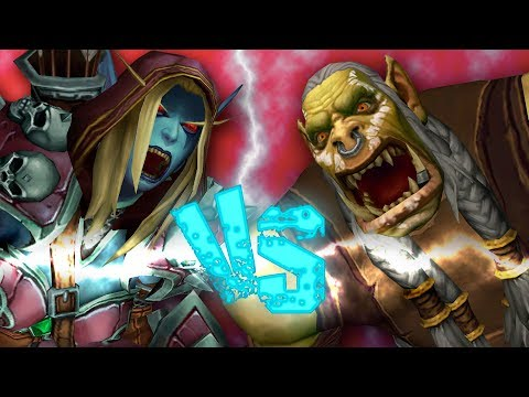 Varok VS Sylvanas | Cinemática EXTENDIDA | Machinima by Tigry