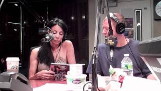 opie's eye - Danielle Staub talks Sex Tape!