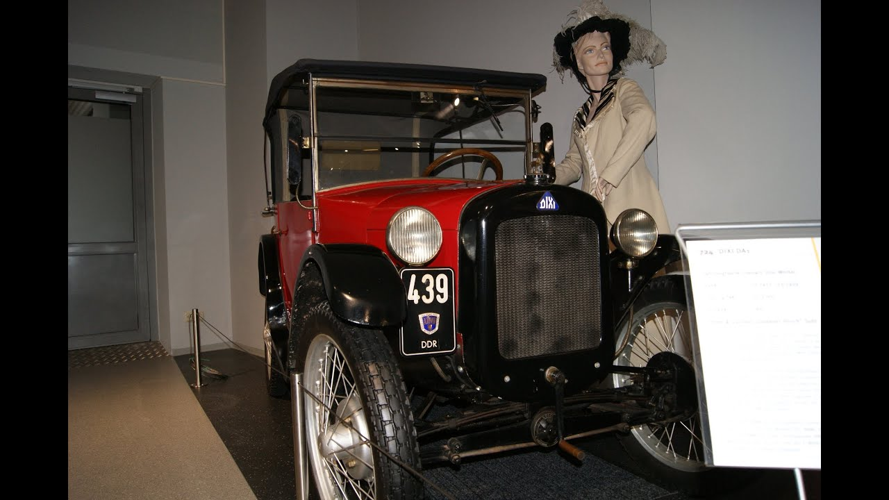 DIXI DA1 Bj1928 FAHRZEUGFABRIK EISENACH OLDTIMER (ab DA2= BMW ) classic car Germany