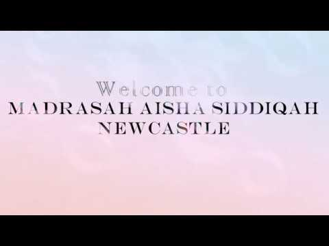 Madrasah Aisha Siddiqah Newcastle