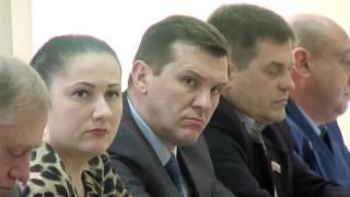 Заседание Новошахтинской городской Думы.
