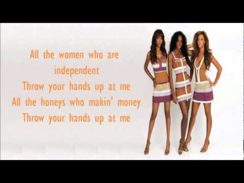 Destiny's Child - Independent Women w/ Lyrics