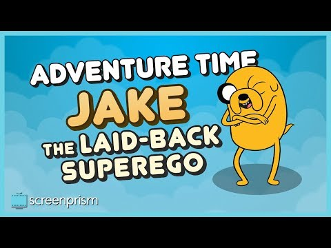 Adventure Time: Jake, the Laid-Back Superego