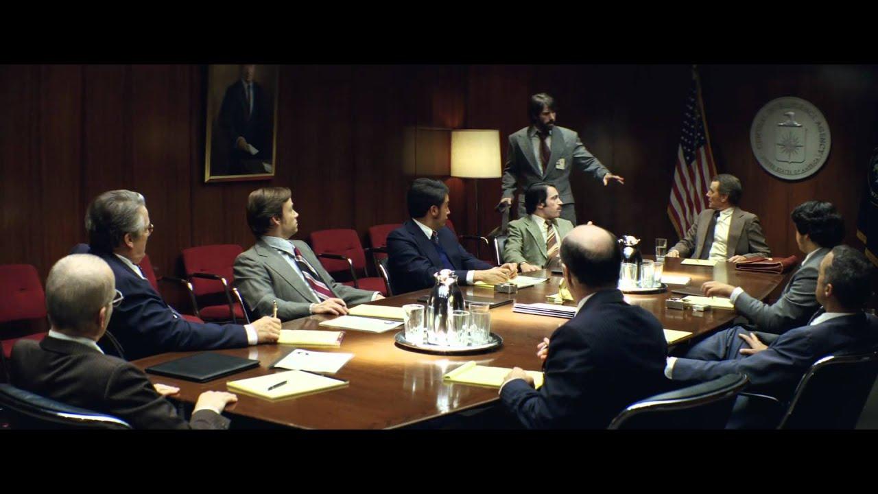 Argo - Trailer italiano ufficiale in HD