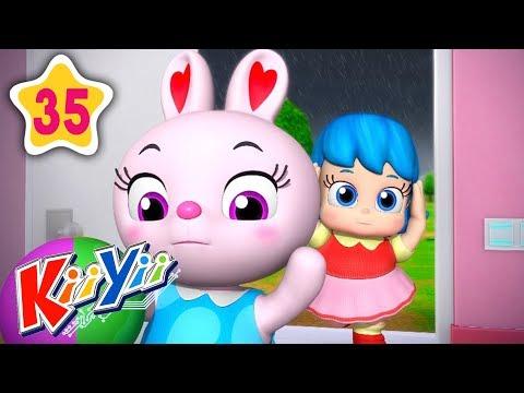 1, 2 What Shall We Do? | Plus More Nursery Rhymes | By KiiYii | Nursery Rhymes & Kids Songs