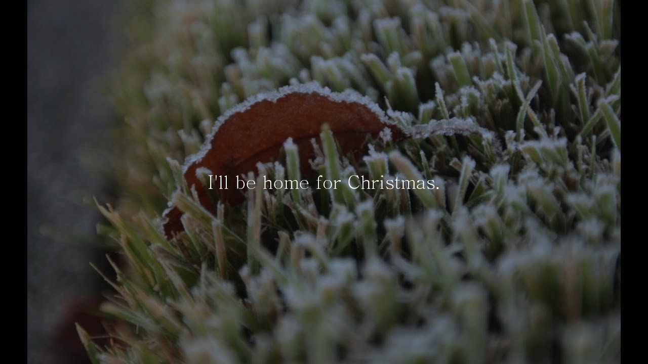 I'll be home for Christmas - Trailer. - YouTube