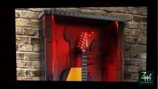 Fender Guitar Zaax Display (rythm ... Rock, Jazz, Blues)