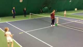 Детский турнир по теннису в Теннис Парке 01.03.2015