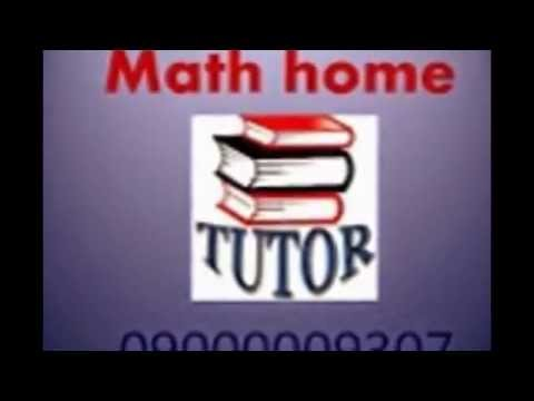 Maths Home Tutor in Hyderabad and Home Tuition in Hyderabad for cbse 6th to 12th classes